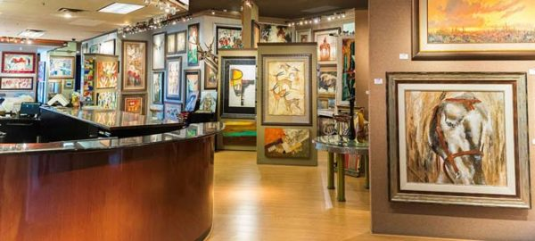 Think Art Gallery & Framing
